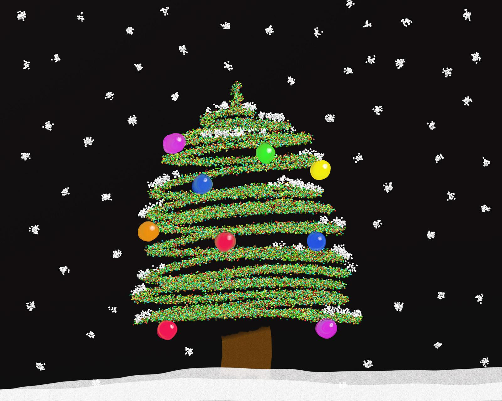 Oh Christmas Tree - Lori Duff Writes