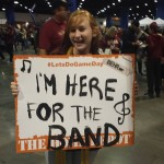 I'm Here For The Band