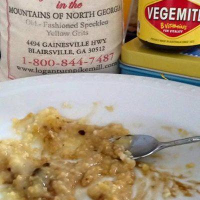 vegemite-grits